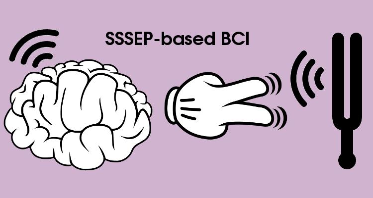 SSSEP-based BCI